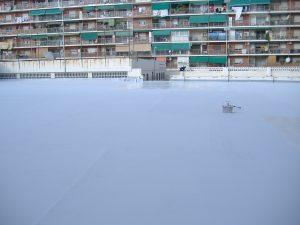 Reparacion de filtraciones en terraza